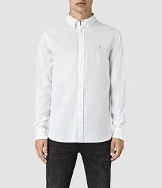 Men's Redondo Shirt (White) -