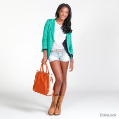 DailyLook 'Headliner' {casual chic} outfit - 23/09/2012
