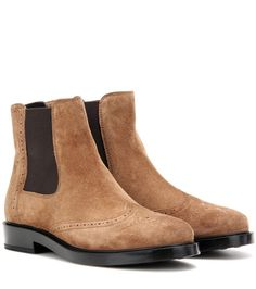 TOD S Suede Chelsea Boots.  tods  shoes  boots Ankle Shoes, Tods Shoes 23c1ae4d7bf5