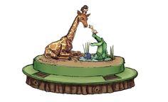 Imagination Dental Jungle themed office ile ilgili görsel sonucu