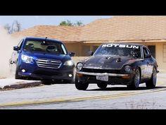 2015 Subaru Legacy VS Roadkill's best ever project cars - JDMRACING