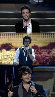 i heart il Volo :) Babies w voices of Man Angels!!!! lol