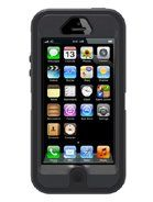 OtterBox Defender Series for iPhone 5 – Retail Packaging – Black - $49.95