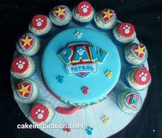 Résultats de recherche d'images pour «diy paw patrol birthday cake»