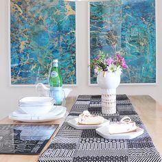 How to paint a Hemnes dresser Chris Kitchen, Lucite Tray, Cheap Art, Marble Art, Hemnes, Diy Art, Paper Art, Table Settings, Hip Hip