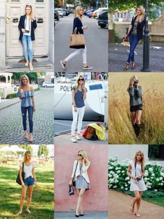 Make Life Easier Daily Fashion, Everyday Fashion, Summer Looks, My Outfit, Spring Summer Fashion, Summertime, Summer Outfits, How To Make, How To Wear
