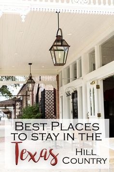 Where to stay in Fredericksburg, TX. Head off to Texas hill country and stay at the Cotton Gin Village that has a resturant on site. Best Bed And Breakfast, Romantic Bed And Breakfast, Road Trip Essentials, Road Trip Hacks, Road Trips, Family Vacation Destinations, Family Vacations, Cruise Vacation, Cotton Gin