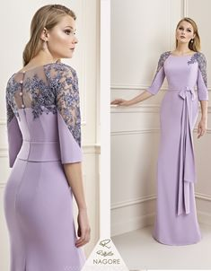 Mother of the bride dresses – Trebol Moda Short Dresses, Formal Dresses, Wedding Dresses, Bride Dresses, Elegant Dresses, Beautiful Dresses, Mother Of The Bride, Designer Dresses, Lace Dress