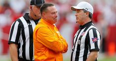 Tennessee Fires Head Coach Butch Jones After 0–6 SEC Start - Sports Illustrated