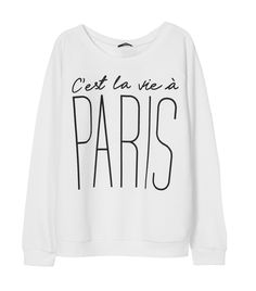 OTTOMAN SWEATER PARIS