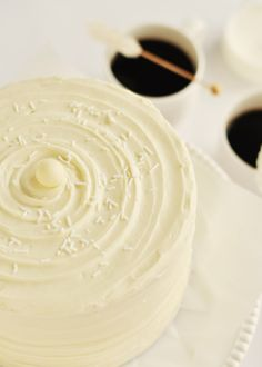 Perfect White Chocolate Frosting Recipe