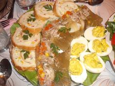 Galareta wieprzowo-drobiowa | Młoda mama gotuje...