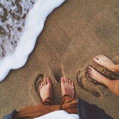 #couple #sea