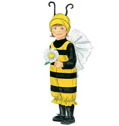 McCall 6180 bee toddler Halloween costume