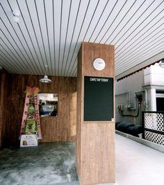Farm Cafe, Interior Design Work, Coffee Shop Design, Shop Ideas, Shops, Studio, Outdoor Decor, Shopping, Home Decor