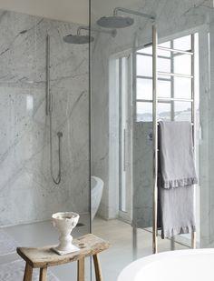 Hj 196 Lmaren Towel Holder 4 Bars Width 46 Cm Depth 5 5 Cm