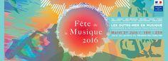Fête de la Musique 2016 - Ministère de l'Outre-Mer