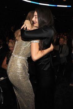 Taylor & Lorde tonight!