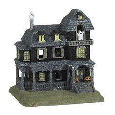 Haunted House Figurine By Grasslands Road Grasslands Road http://www.amazon.com/dp/B00MI5RZ12/ref=cm_sw_r_pi_dp_g-Qpxb0SPZDSP