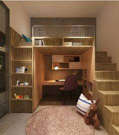 Small Bedroom Ideas for Cute Homes | Built ins, Design and Adult ...
