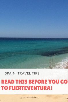 Traveling to Fuerteventura anytime soon? Or should I ask - do you know Fuerteventura? Read this and learn more about the second largest of Canary Islands! Africa Travel, Spain Travel, Thailand Travel, Croatia Travel, Bangkok Thailand, Hawaii Travel, Italy Travel, Europe Travel Guide, Travel Tips