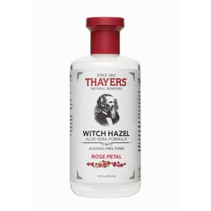 $11 || As the No. 1 bestseller in toners and astringents, Thayers witch hazel is packed with natural acne-fighting ingredients and leaves out harsh ones such as alcohol and parabens.