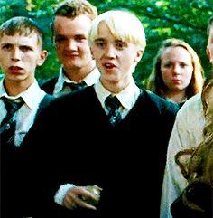 peachy Draco Harry Potter, Mundo Harry Potter, Harry Potter Characters, Snape Harry, Severus Snape, Draco Malfoy Aesthetic, Harry Potter Aesthetic, Slytherin Aesthetic, Tom Felton