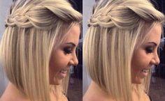 Resultado de imagem para penteados simples passo a passo para fazer sozinha