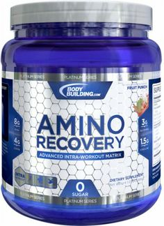 Amino Recovery by Bodybuilding.com Platinum Series - Lowest Prices on Amino Recovery!