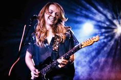 Samantha Fish comes to Edinburgh Blues Club on Tuesday 21 June 2016!
