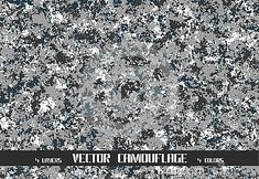 Vector winter pixel camouflage background Camouflage, City Photo, Winter, Winter Time, Military Camouflage, Camo, Winter Fashion, Military Style