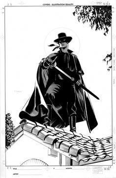 Zorro - Mike Mayhew