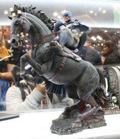 "Dark Knight Returns ""A Call to Arms"" Statute"