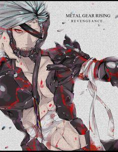 Raiden - Metal Gear Solid