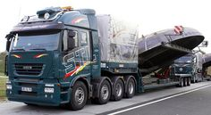 Heavy Haulage Transport