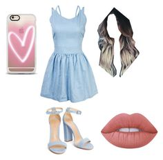 """""""Not the best"""" by tiaaarnaxo ❤ liked on Polyvore featuring Casetify and Lime Crime"""