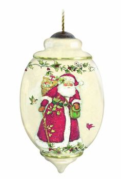 Ne'Qwa Merry Christmas Ornament