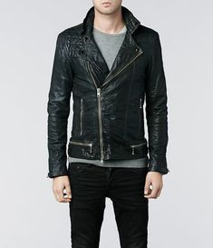 Mens Leather And Fabric Jackets. mens jacket brands. 507cbde291