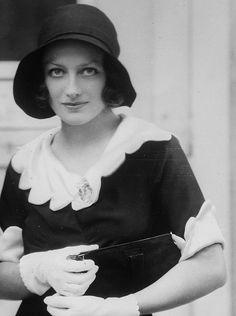 Joan Crawford, November, 1930