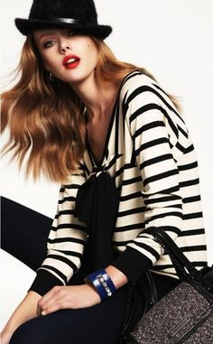 Frida Gustavsson   Juicy Couture F/W 2011