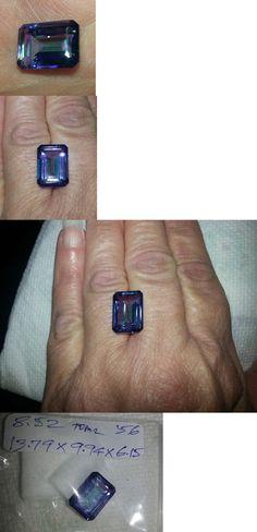 Topaz 10270: 8.52 Ct Emerald Cut Mystic Topaz Loose Gemstone Eye Clean 13.79 X 9.94 X 6.15 -> BUY IT NOW ONLY: $30 on eBay!