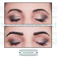 "Sourcils maquillage permanent ""poil à poil"" MAQUIDERM Eyeshadow, Beauty, Permanent Makeup, Hair, Eyebrows, Eye Shadow, Eye Shadows, Beauty Illustration"