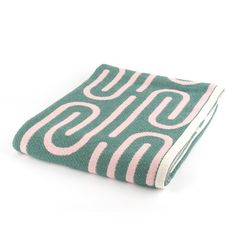 Clip Throw Blanket