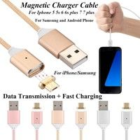 Product Features: Magnetic quick connect to usb cable, one handed operation is convenient and flexib