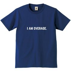 Over Age - nippon blue - デザインサッカーTシャツ|EVERYDAY FOOTBALL