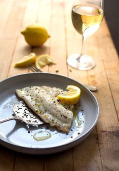 NYT Cooking: Roasted Fish