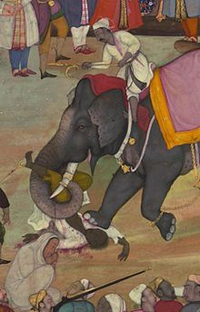 Execution by elephant - Wikipedia, the free encyclopedia