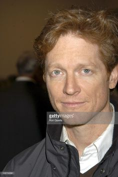 Eric Stoltz during Art For Animals - Canine Cocktail Party at Gagosian Gallery in New York City, New York, United States.