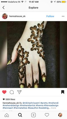 Peacock Mehndi Designs, Mehndi Designs Book, Finger Henna Designs, Simple Arabic Mehndi Designs, Mehndi Designs 2018, Mehndi Designs For Girls, Modern Mehndi Designs, Mehndi Design Pictures, Wedding Mehndi Designs
