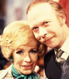 George & Mildred. This should not have had any appeal for a young girl, but I loved it!
